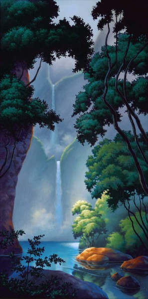 """hidden santuary 